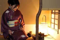 Cérémonie du thé, Japon Spirit