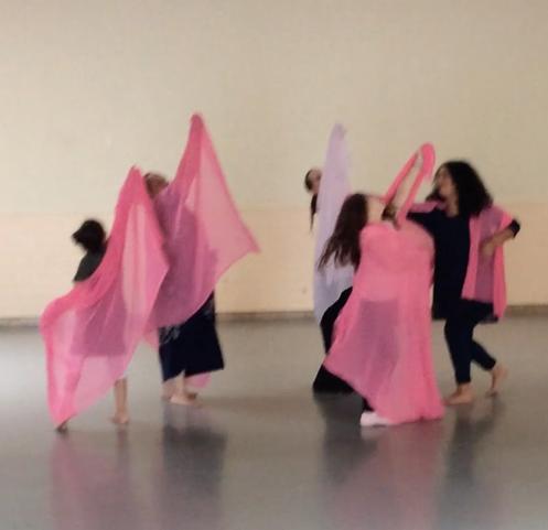 atelier danse en liberté