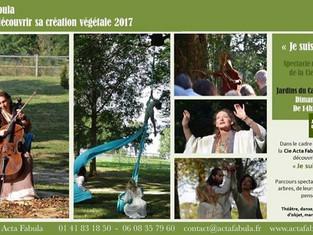 """Découvrez la nouveauté Nature 2017 """"Je suis un Arbre"""" à Abbeville le  4 juin 2017"""