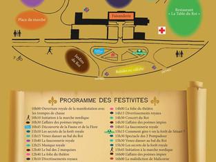 Acta Fabula à la Fête de la Forêt de Sénart ce weekend !