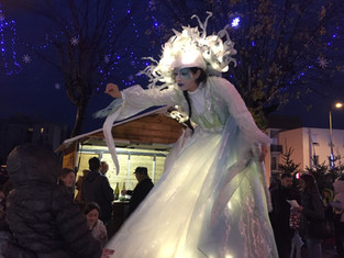 Acta Fabula au Noël de Sens les 19 et 20 décembre 2020