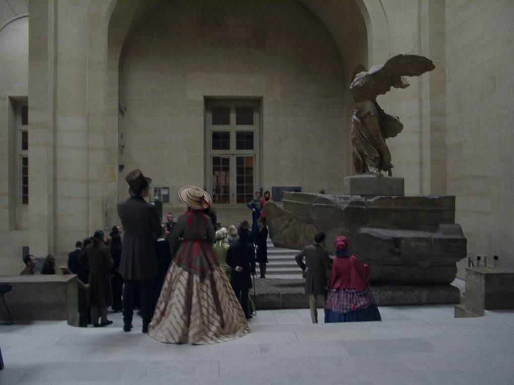 Déambulations Louvre