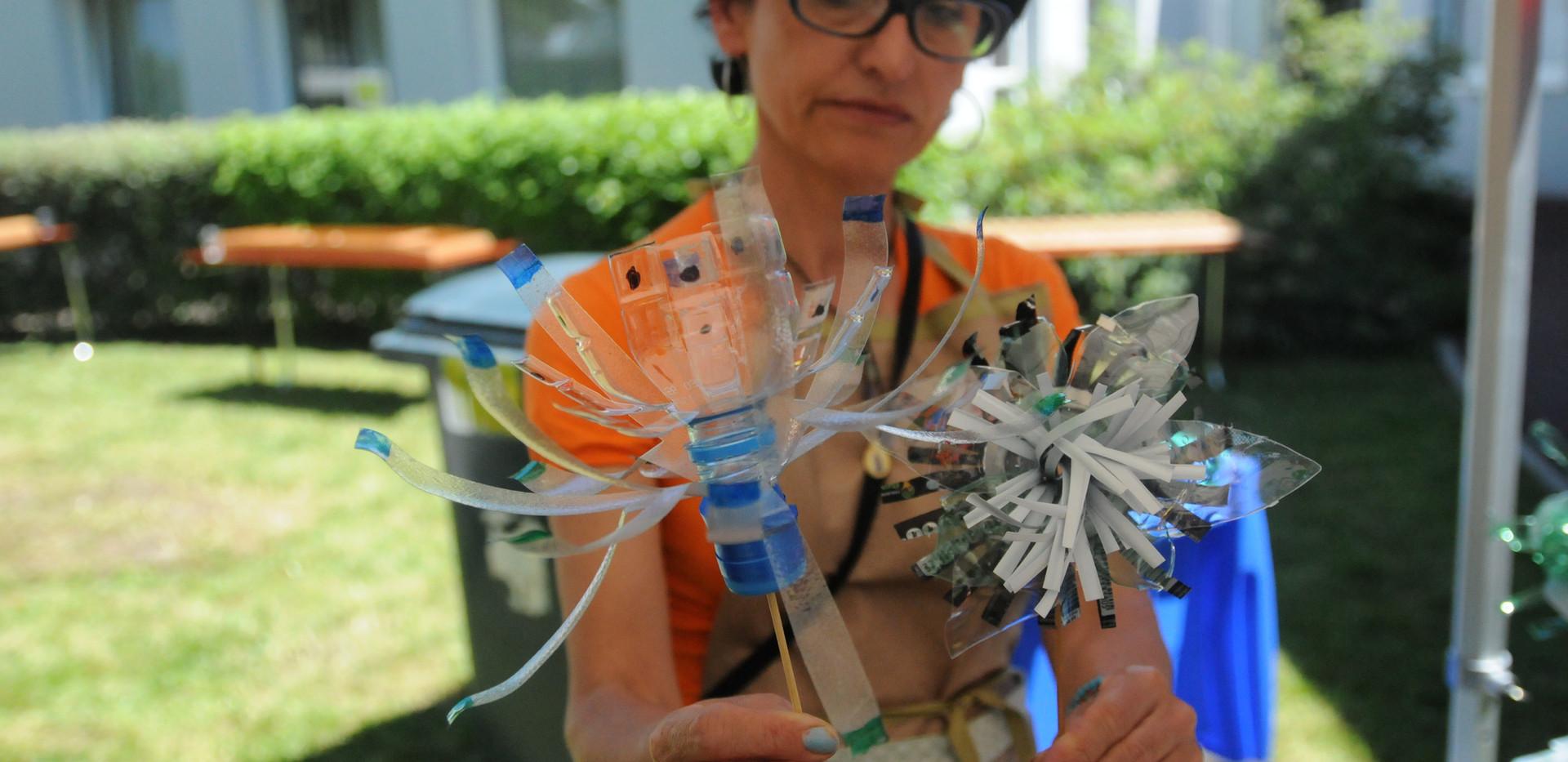 Atelier Fleurs Recyclées