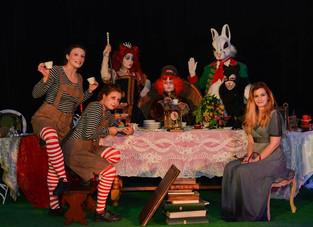 Acta Fabula anime le Bal d'Alice au Pays des Merveilles au Vésinet le 25 mars !