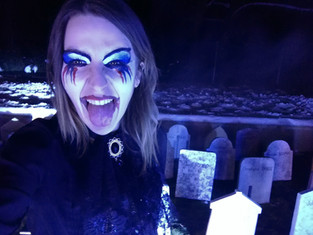 Soirée Vampire au château de Maintenon