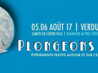 """Retrouvez Mathilde Eaudesource ce weekend à Verdun pour """"Plongeons"""" en compagnie de Goujon"""