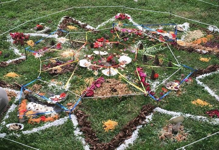 Atelier Mandala Land Art
