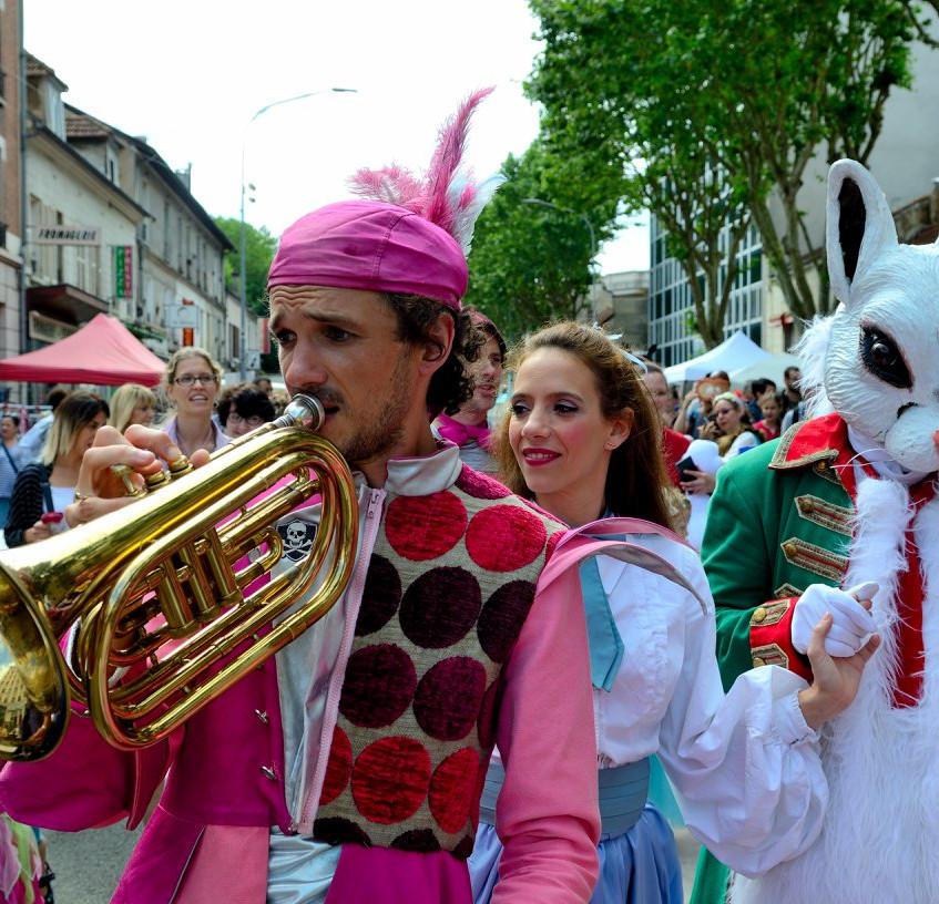 Parade d'Alice