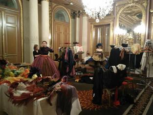 Soirée Vénitienne prestigieuse dans un palace parisien