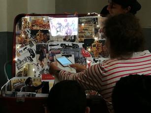 atelier valise utopique art plastique et