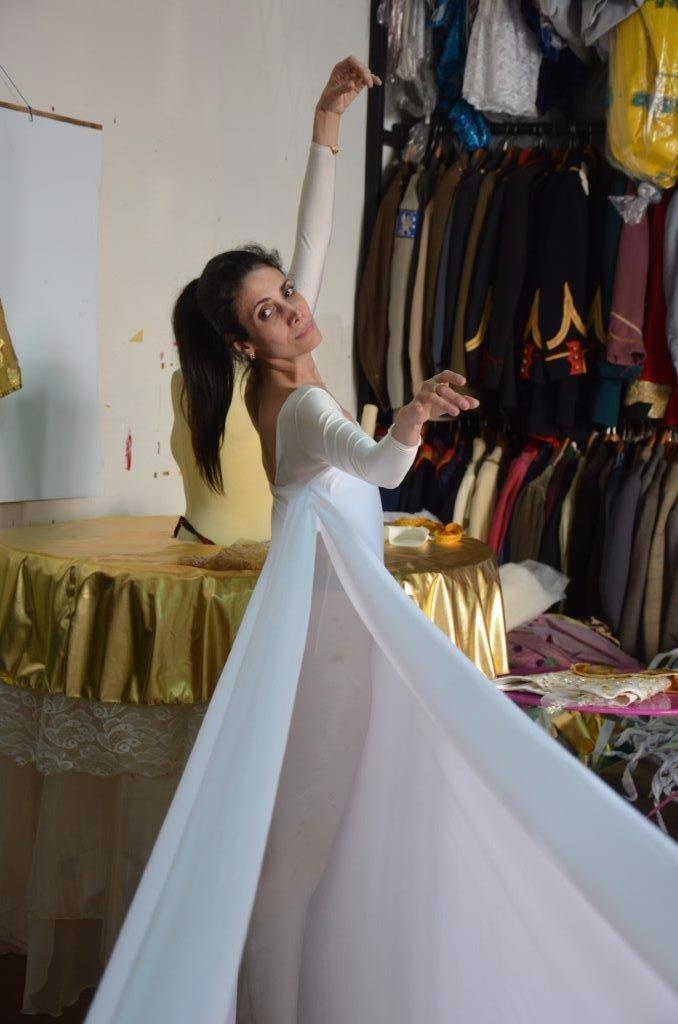 recherche robe lycra chorégraphie et costumes