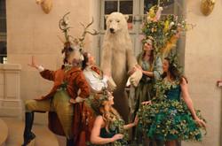 Dame Nature et ses acolytes au musée de la chasse