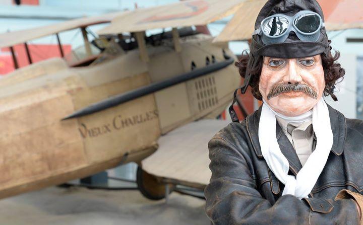 Leonoard Zéphir, aviateur pionnier