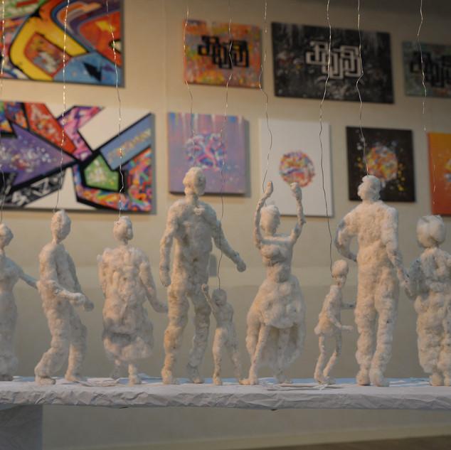 portes ouvertes ateliers artistes - fleu