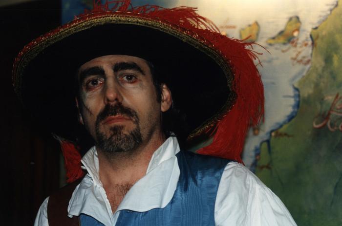 Capitaine Chef des pirates