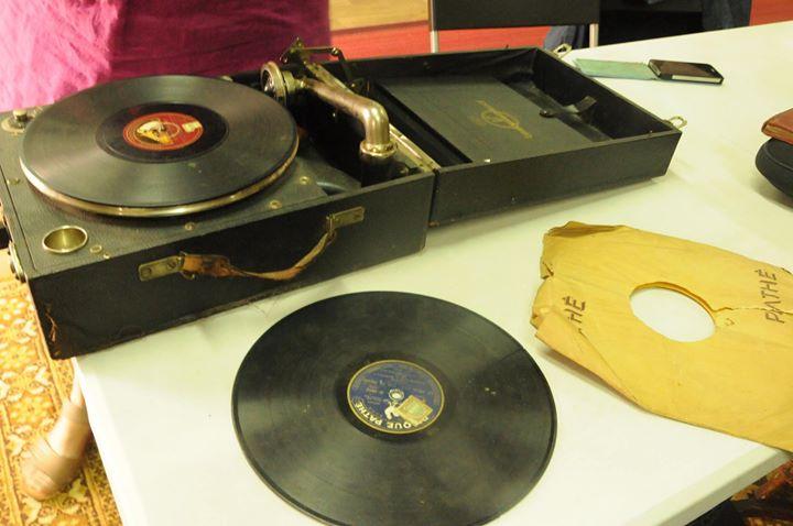 Vieux disques 1900