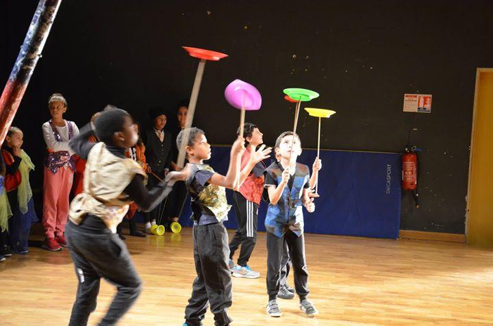 atelier jonglage enfants