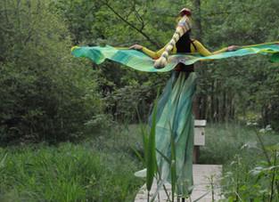 Portes ouvertes du Siam 77 ce samedi : découvrez notre merveilleuse Libellule dans son milieu nature