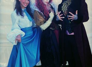 Acta Fabula fait danser le public lors du Bal d'Alice au Pays des merveilles
