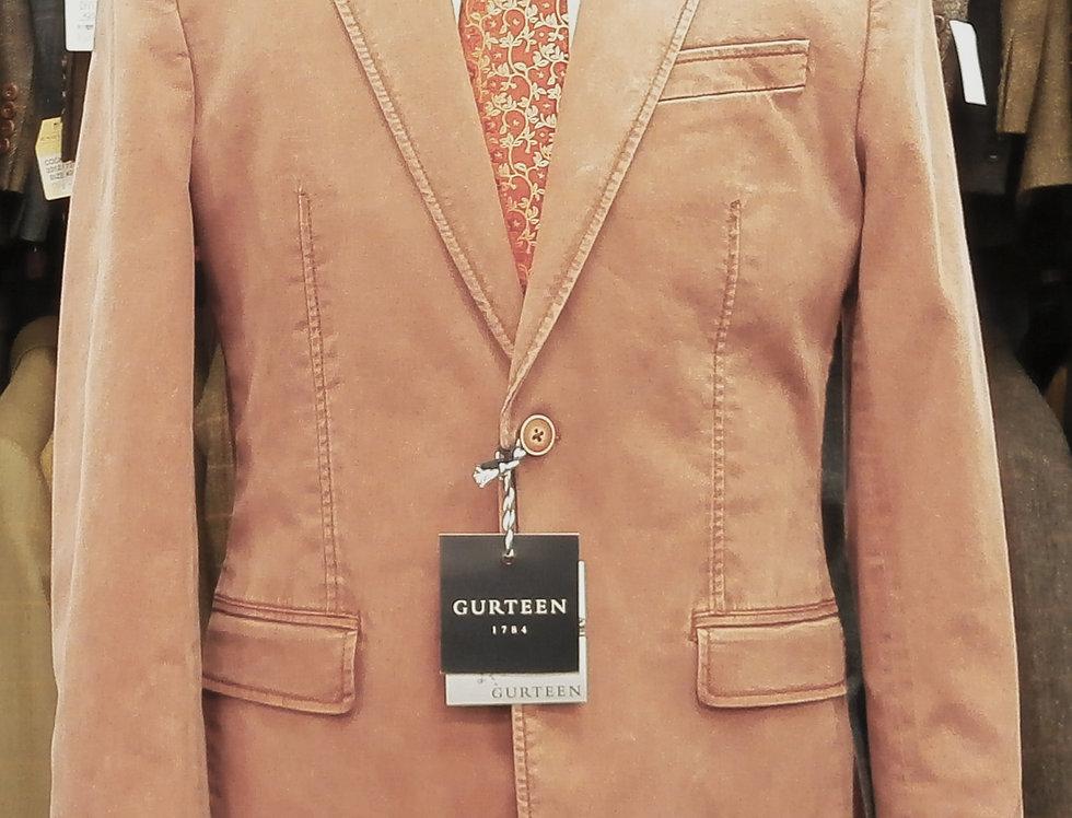 Gurteen cotton stretch jacket