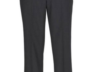Brook Taverner Classic Suit Trousers in Navy