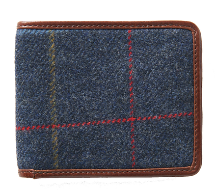 Haincliffe Tweed Wallet