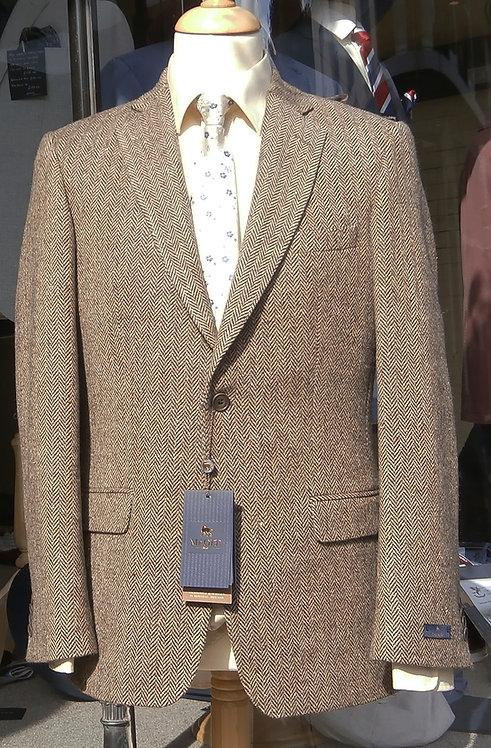 Magee Fawn Herringbone Jacket