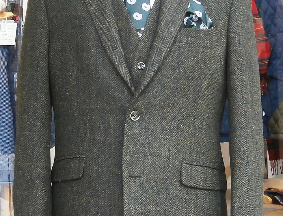 Scott by The Label all Wool Jacket (S19221J)