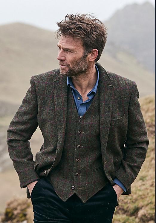 Torrance Harris Tweed Jacket