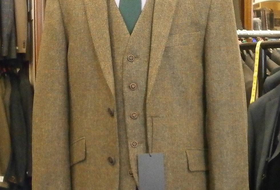 Scott Khaki Herringbone Jacket
