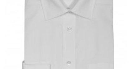 Double Two Plain White Shirt