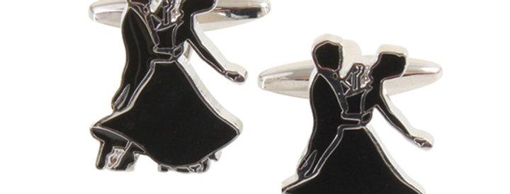 Dancing cufflinks