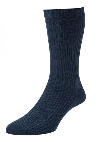 HJ91 Softop Original Cotton Socks Dark Navy