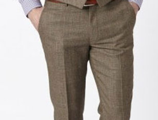 Brook Taverner Tennyson 100% Wool Trousers
