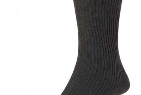 HJ91 Softop Original Cotton Socks Charcoal