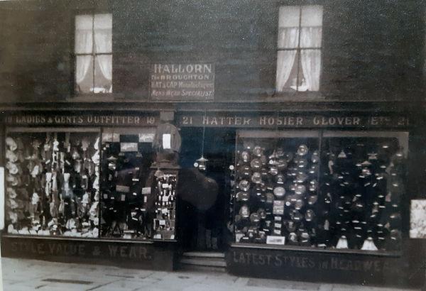 Halon Menswear | Manchester 1905