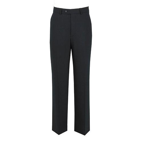 Scott Plain Navy Suit Trousers