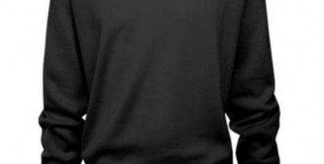 Gabicci Classic V-Neck Pullover Black