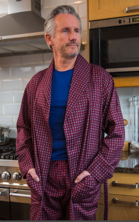Somax Lightweight Dressing Gown