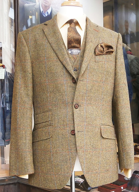 Gurteen Esquire Jacket with optional Matching Waistcoat.