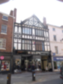 Halon Menswear - Shrewsbury Shop