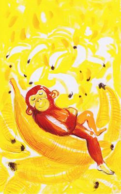 Greedy monkey