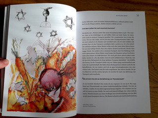 Illustration in a book of Ute Mayerhofer