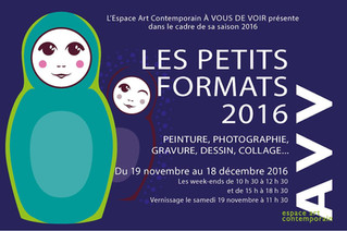Exhibition in L'Espace d'Art ContemporainAVV