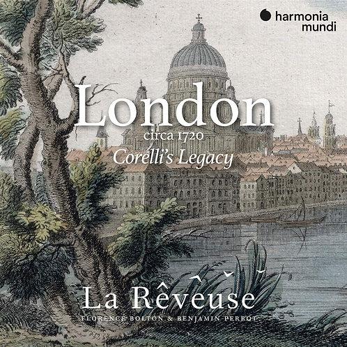LA REVEUSE FLORENCE LONDON CIRCA 1720 CO
