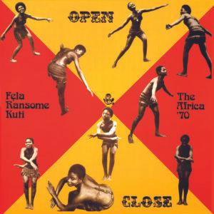Fela Kuti - Open & close Vinyle