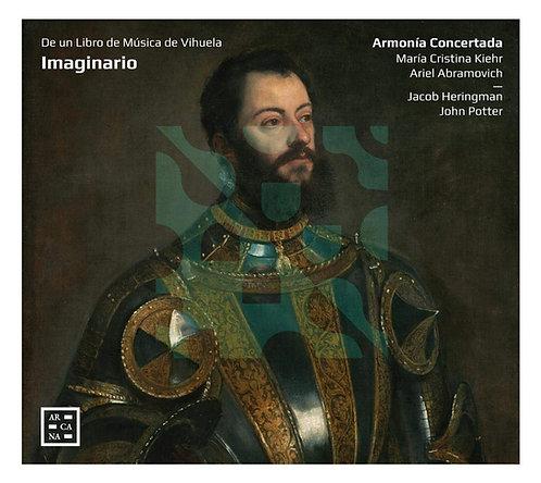 Imaginario Armonia Concertada Maria Cristina Kiehr Ariel Abramovitch