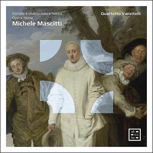 Michele MASCITTI: Sonate Quartetto Vanvitelli
