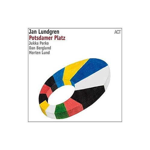 Jan Lundgren Postdamer Platz Jukka Perko-Dan Berglund-Morten Lund