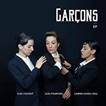 Vincent-Fournier-Vega - Garçons vinyles